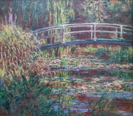 Le_Bassin_aux_nymphéas,_harmonie_rose_-_Claude_Monet